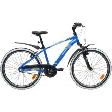 "EBSEN SPORTY BOY 24"" 3 SPEED OLYMPIC BLUE 36 2016"