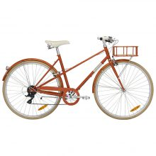 NORDEN Mixte 28 8S Orange 2018